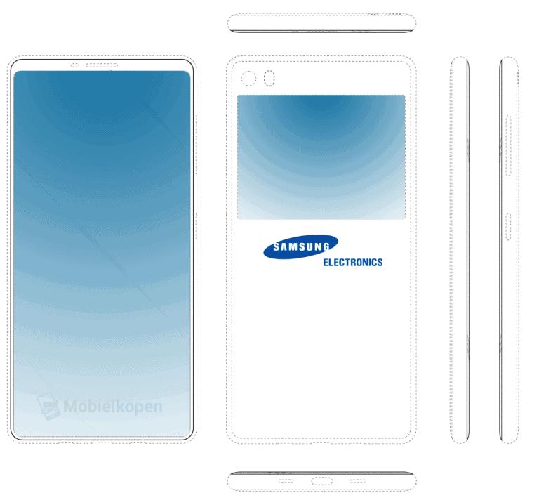 Samsung new patent June 2018 2
