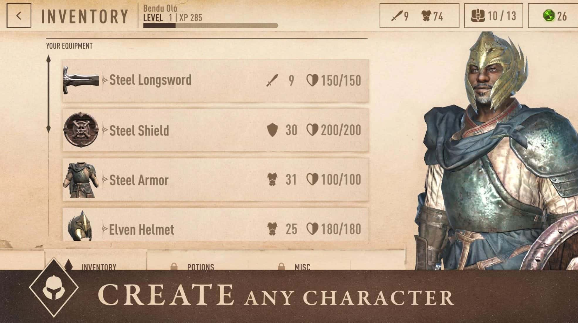 The Elder Scrolls Blades 4