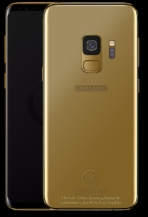 Truly Exquisite Samsung S9 Series Gold Cases 04