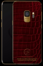 Truly Exquisite Samsung S9 Series Gold Cases 10