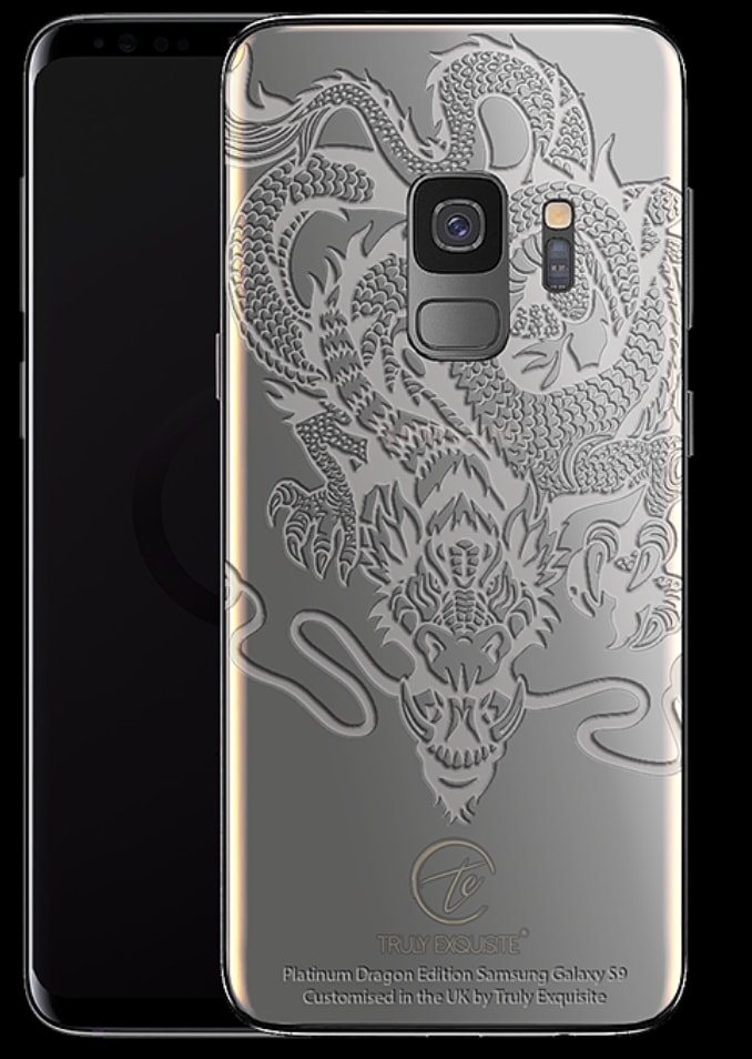 Truly Exquisite Samsung S9 Series Gold Cases 12