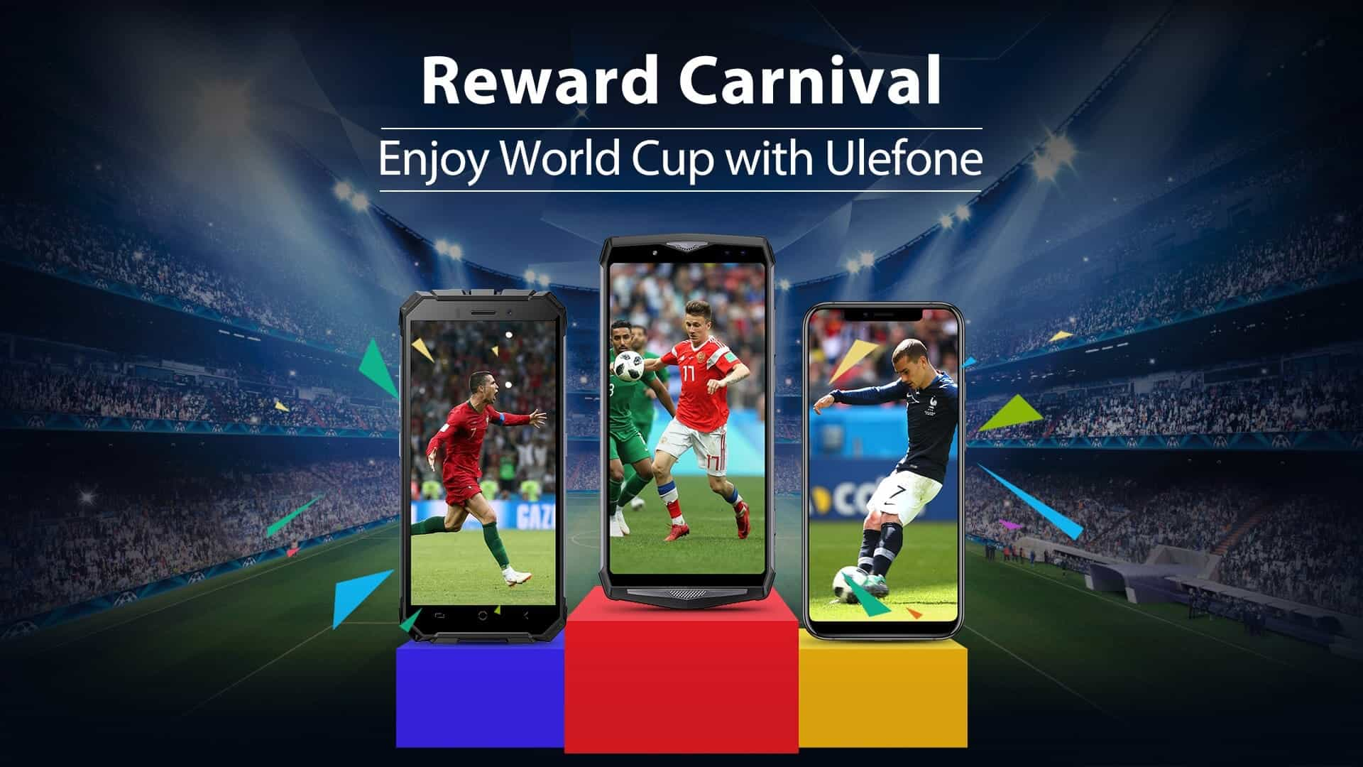 Ulefone World Cup 01