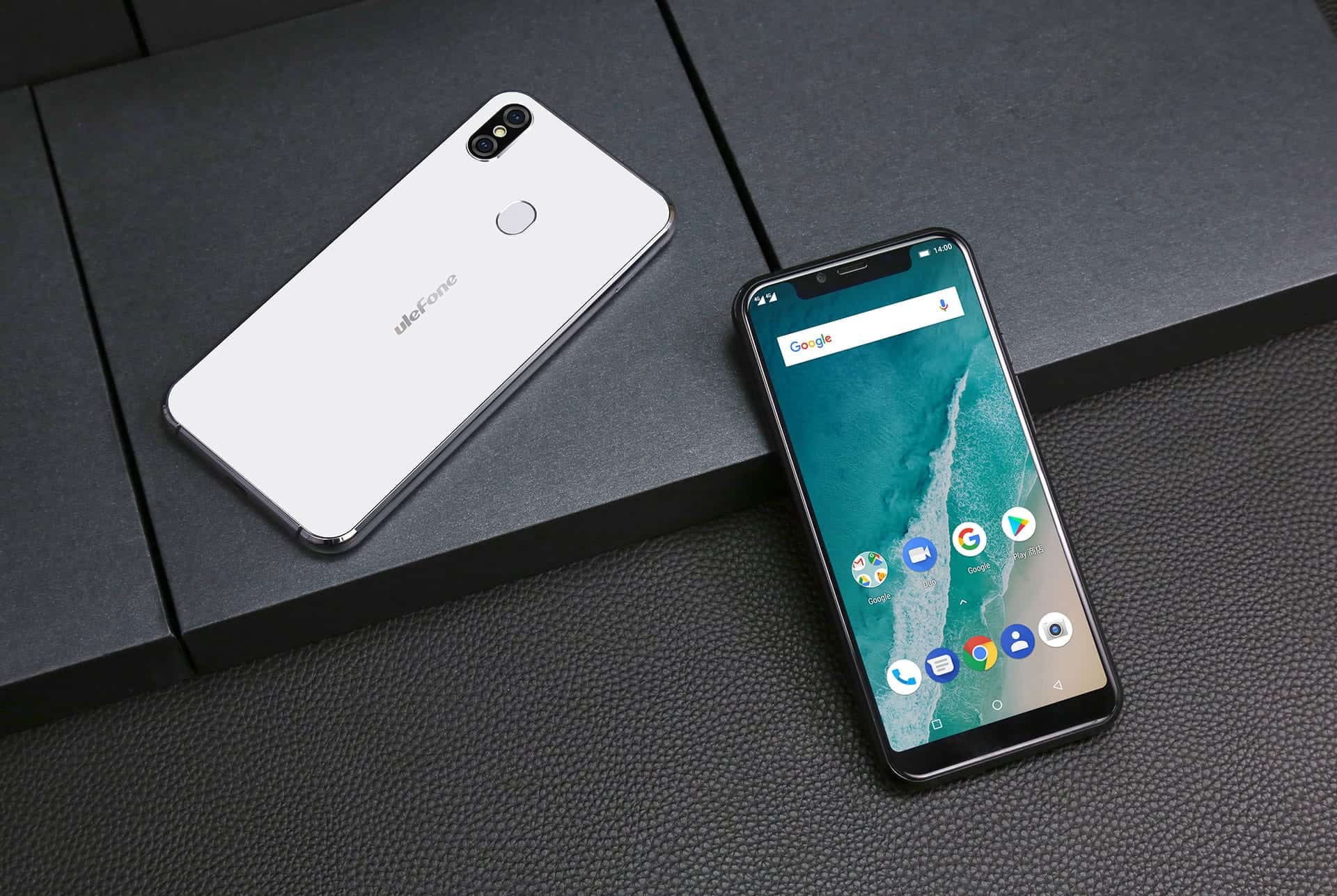 Ulefone X official image 2