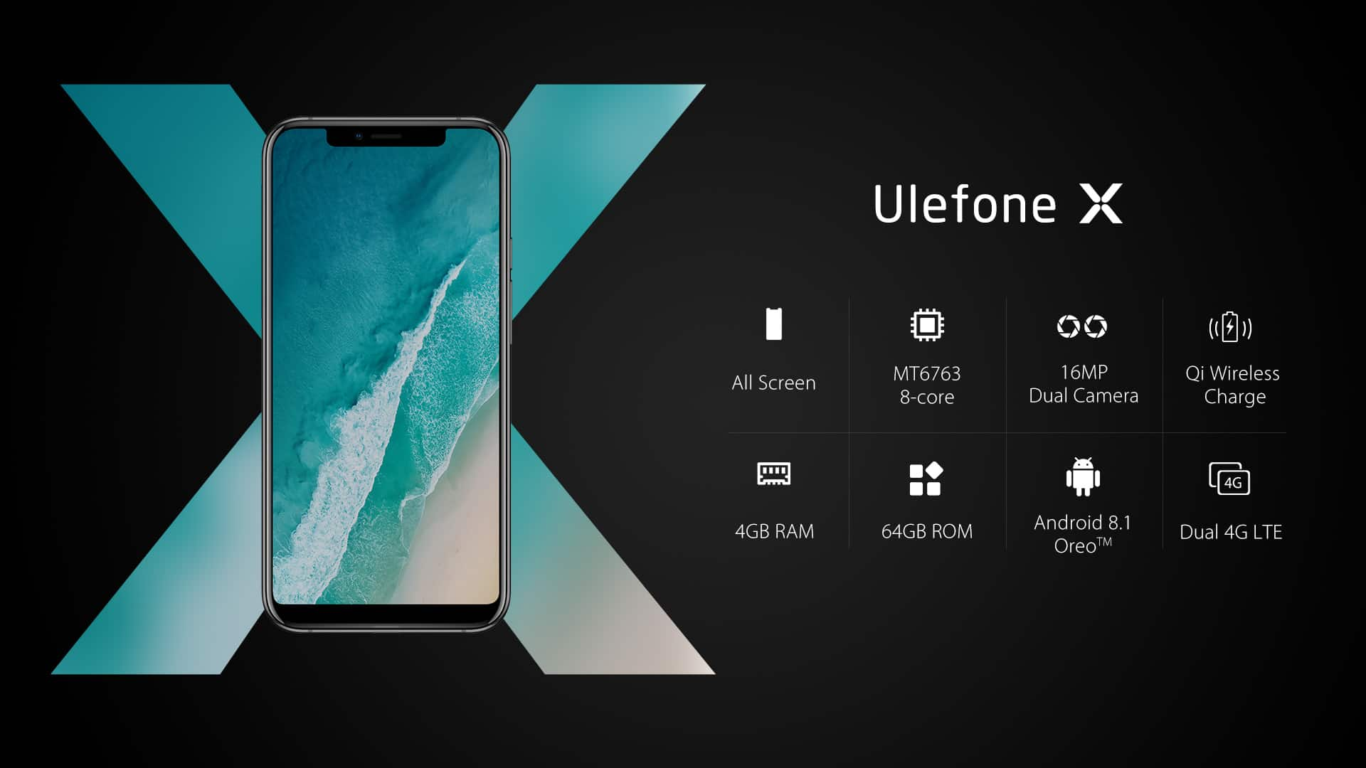 Ulefone X official image 6