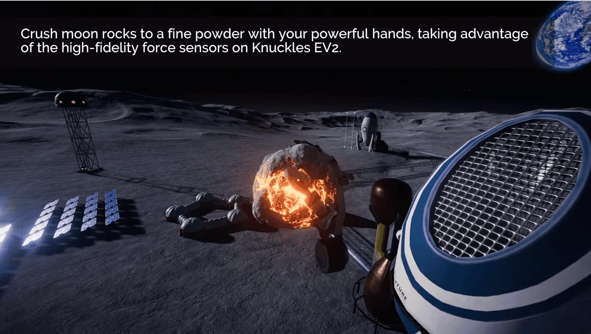 Valve VR knuckles 4
