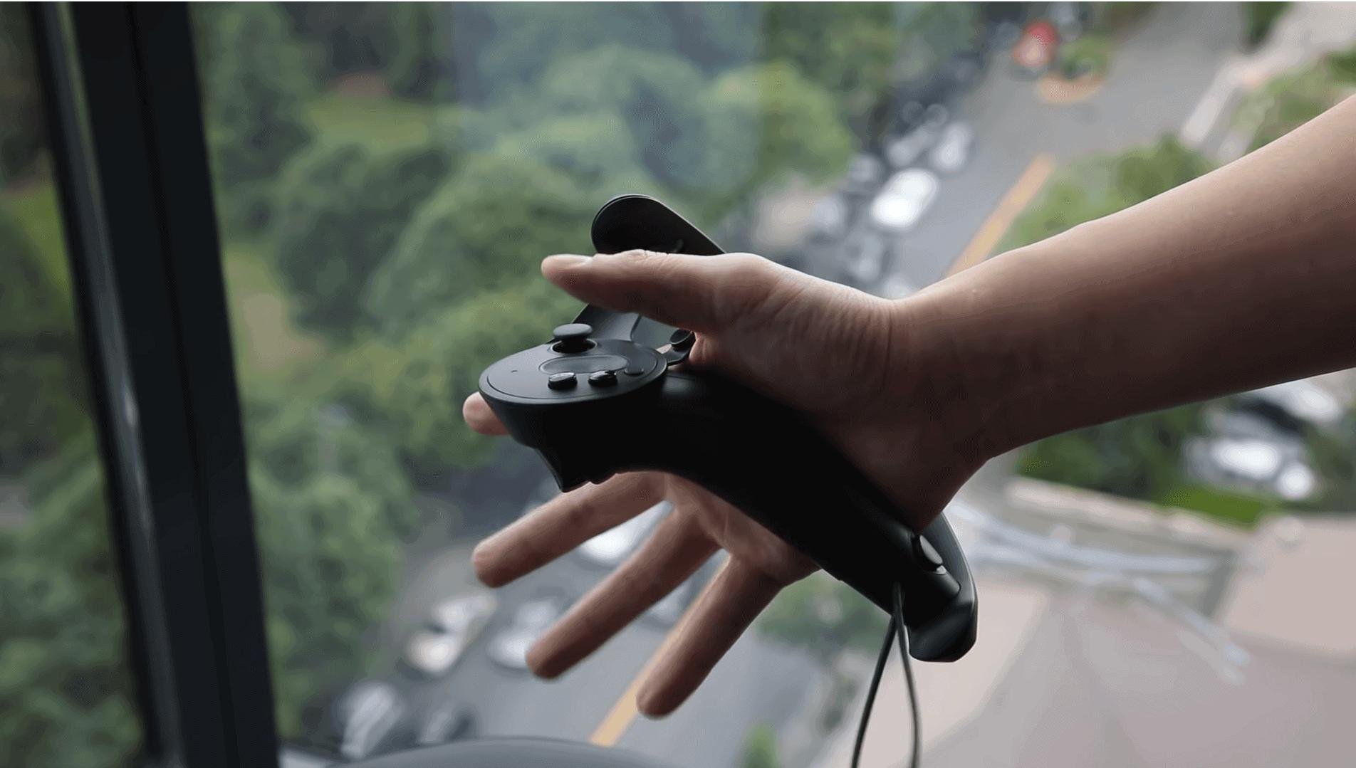Valve VR knuckles c 2