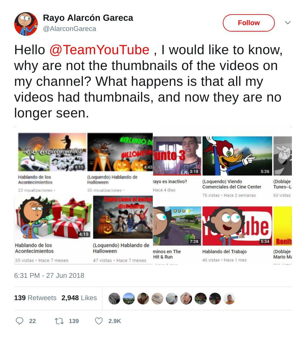 YouTube AutoThumbnail Tweet 01