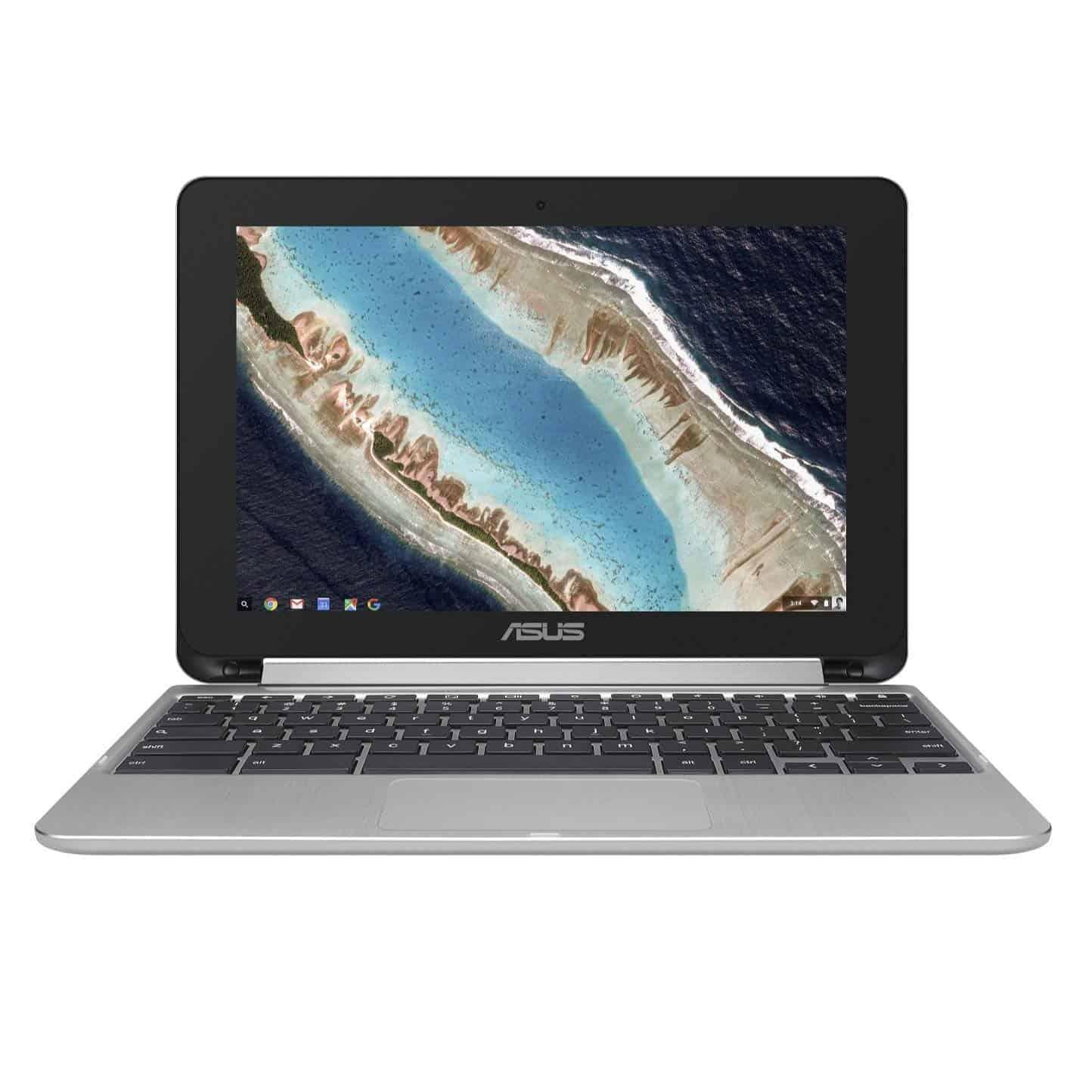 ASUS Chromebook Flip C101PA-DB02 - (Amazon)