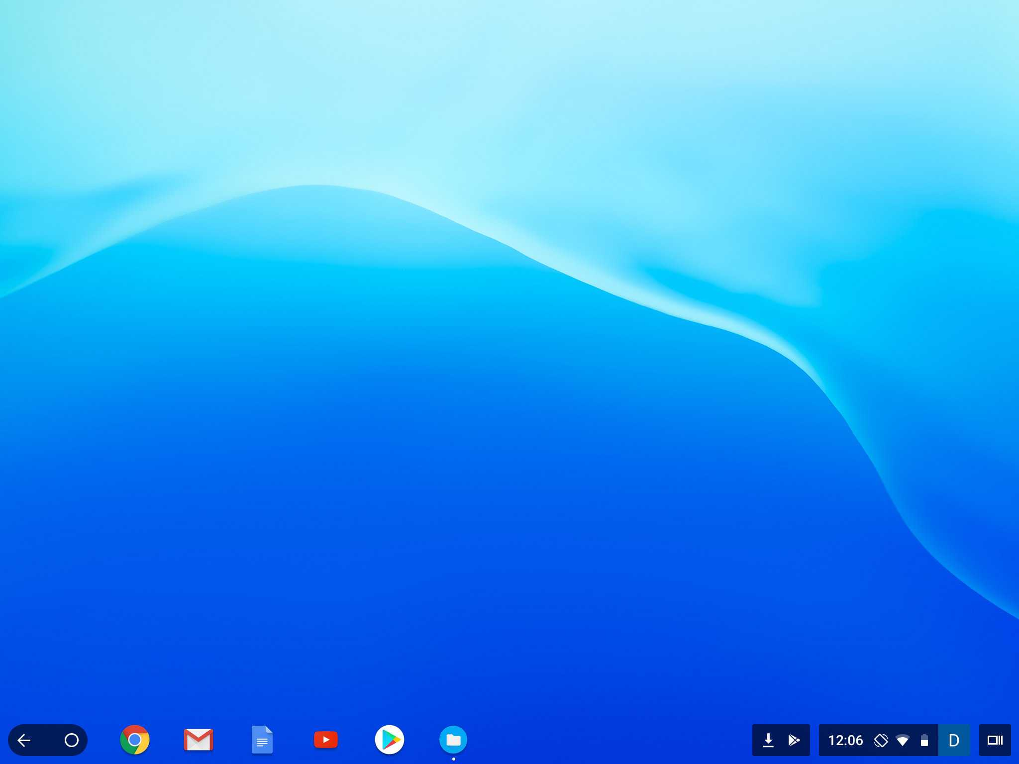 Acer Chromebook Tab 10 Review System UI 02