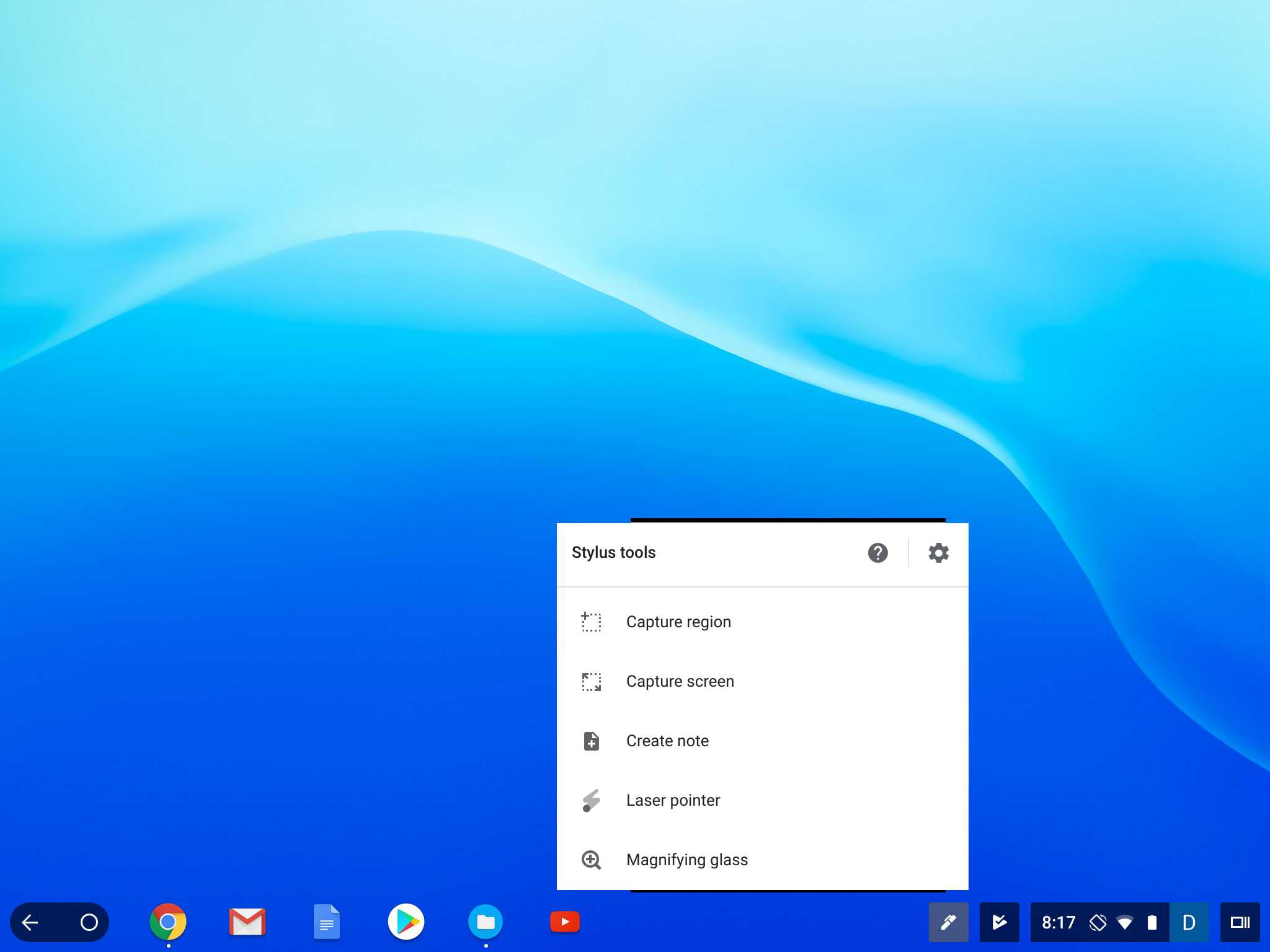 Acer Chromebook Tab 10 Review System UI 04