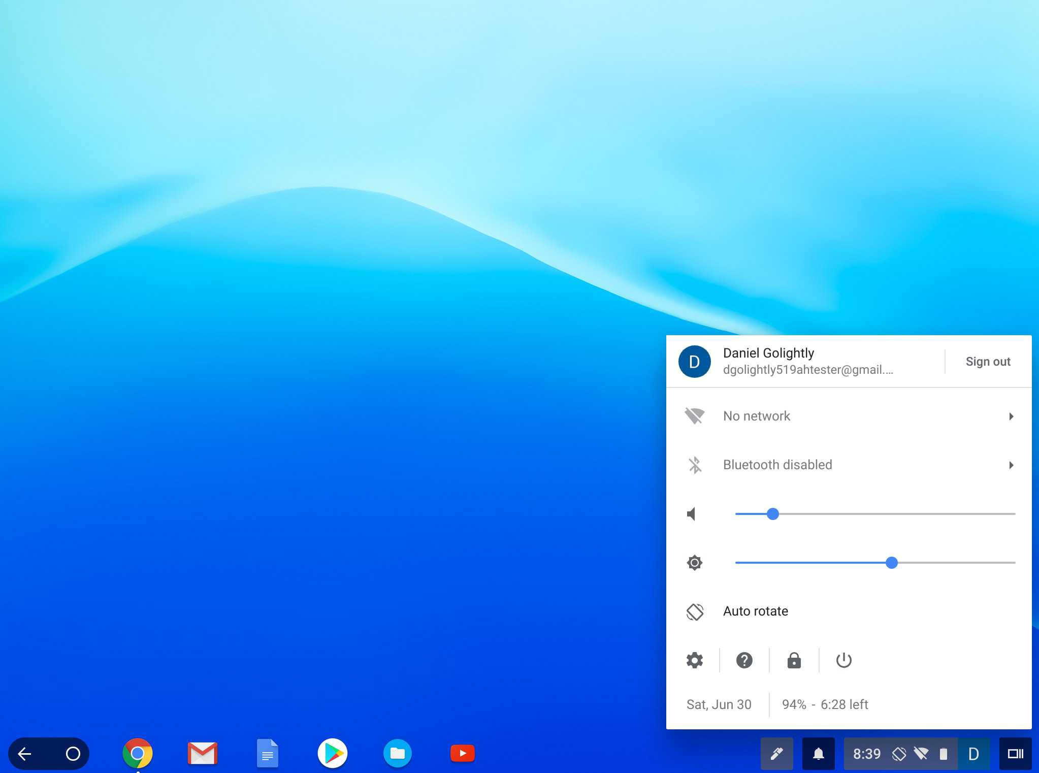 Acer Chromebook Tab 10 Review System UI 05