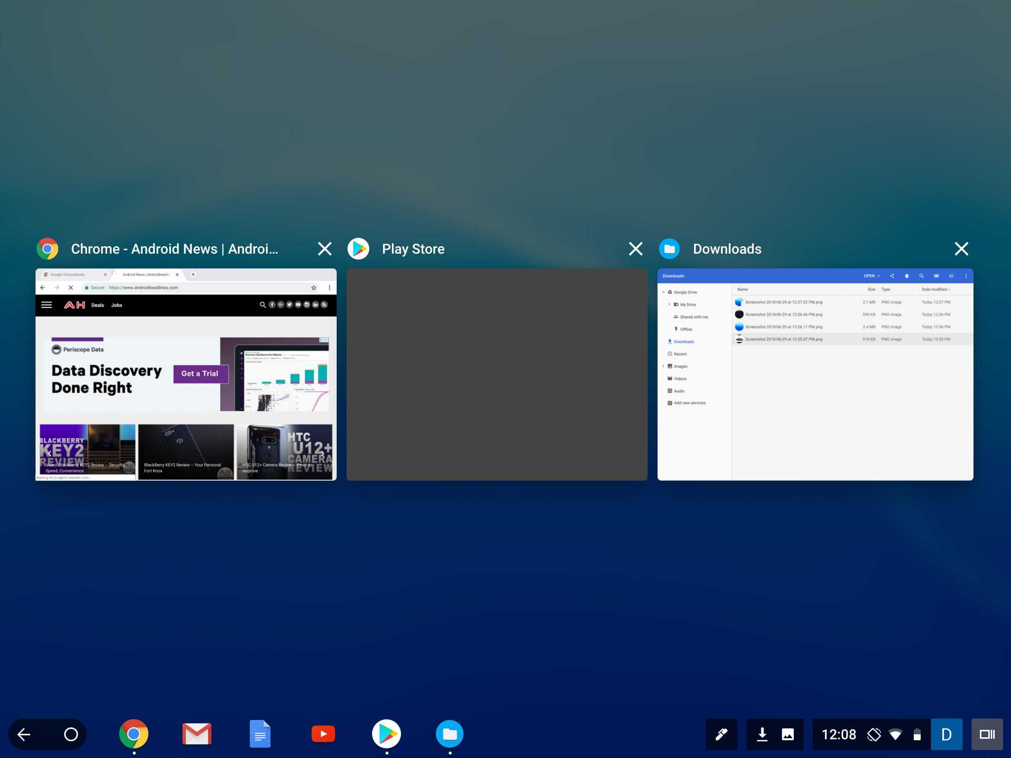 Acer Chromebook Tab 10 Review System UI 06