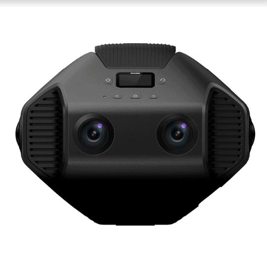 Detu MAX virtual reality camera 1