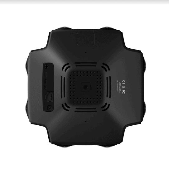 Detu MAX virtual reality camera 12