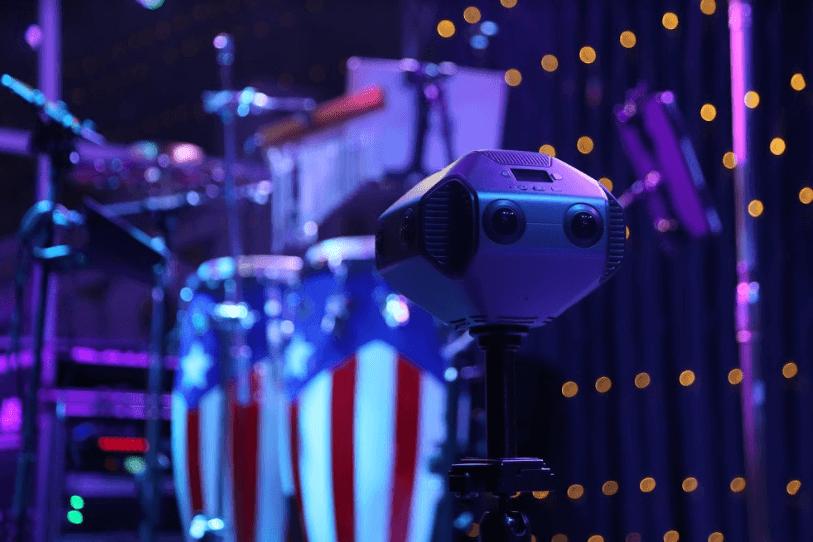 Detu MAX virtual reality camera 14