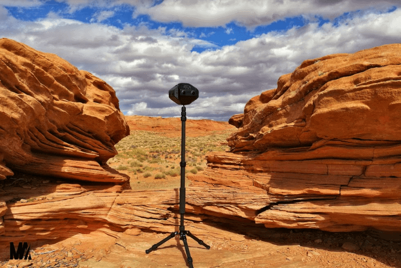 Detu MAX virtual reality camera 15