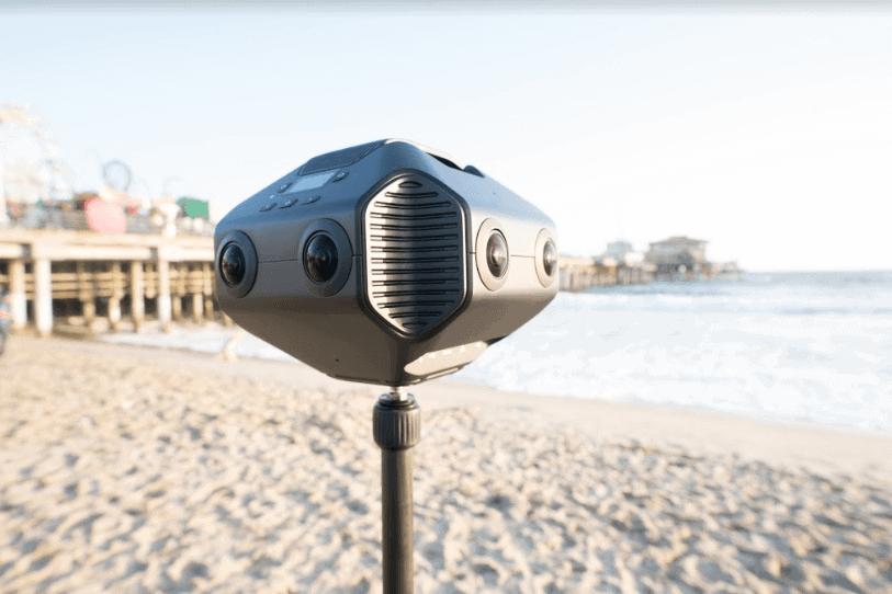 Detu MAX virtual reality camera 16