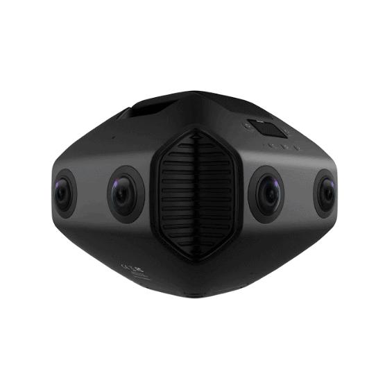 Detu MAX virtual reality camera 2