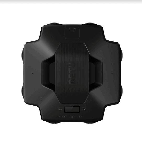Detu MAX virtual reality camera 3