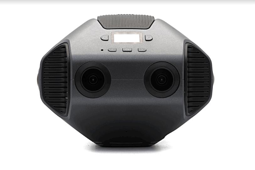 Detu MAX virtual reality camera 4