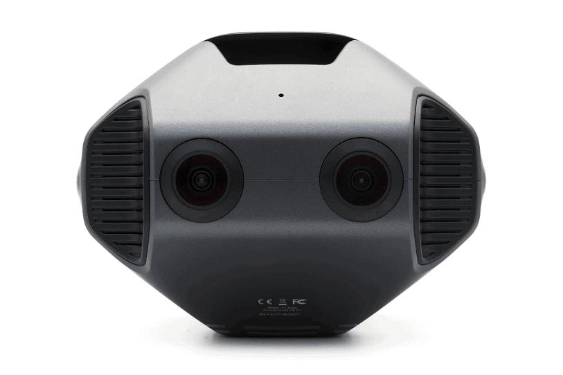 Detu MAX virtual reality camera 5