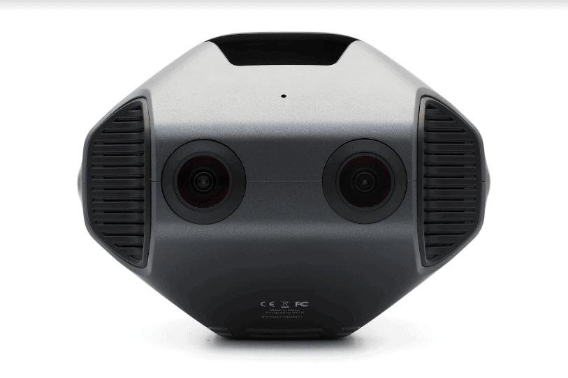 Detu MAX virtual reality camera 6