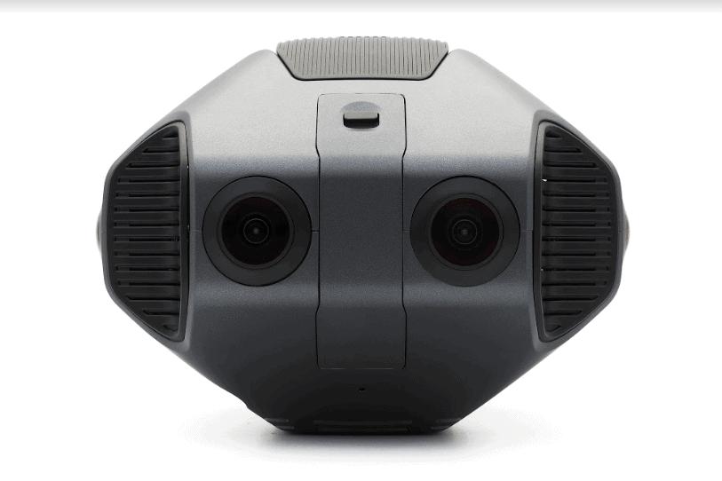 Detu MAX virtual reality camera 7
