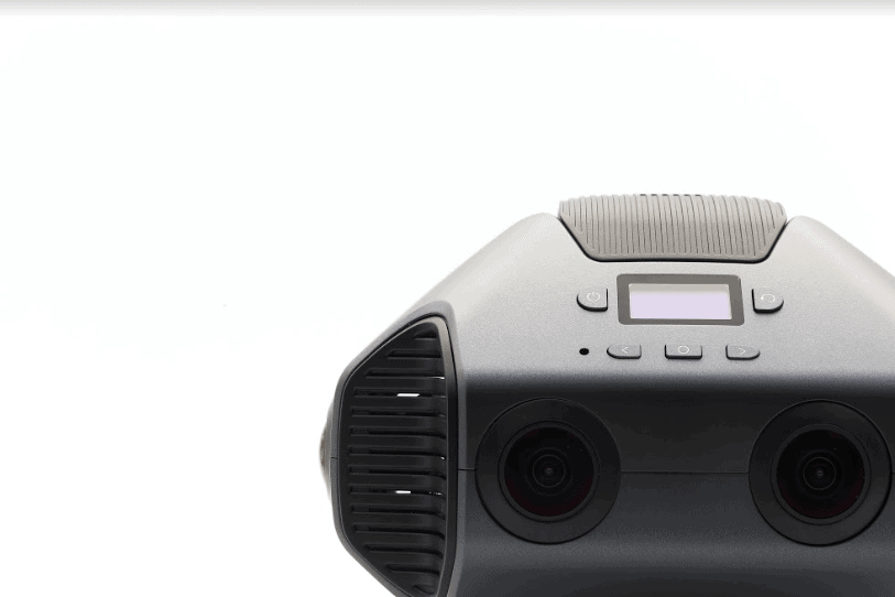 Detu MAX virtual reality camera 8