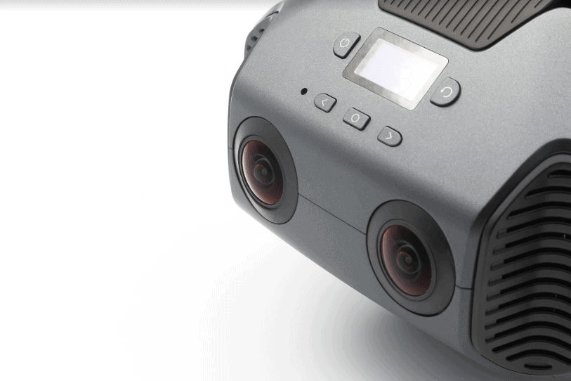 Detu MAX virtual reality camera 9 1