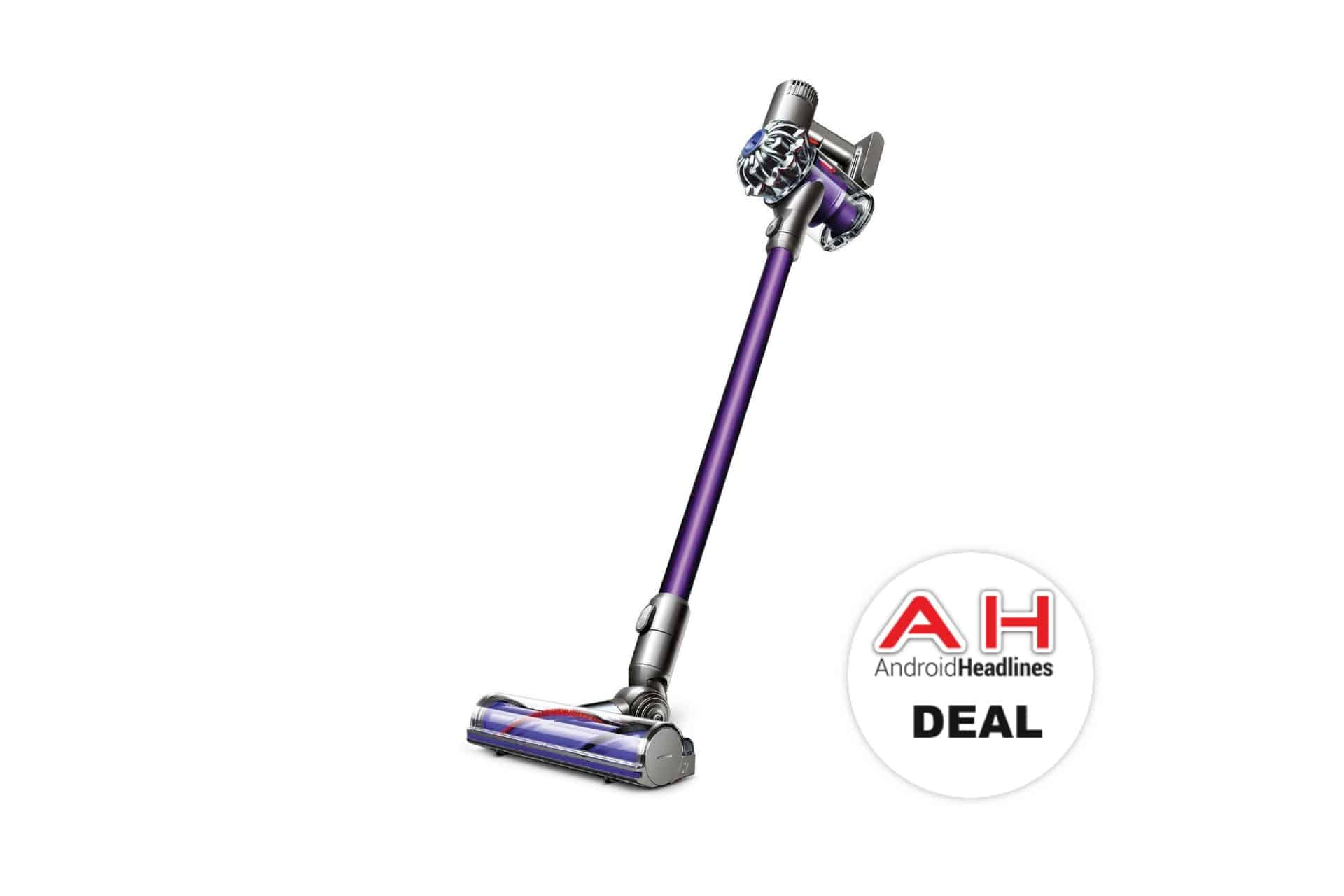 Image of: Handstick Deal Dyson V6 Animal Cordless Vacuum For 199 Today Only Gadgets Fsetyt Com Deal Dyson V6 Animal Cordless Vacuum For 199 Today Only Gadgets