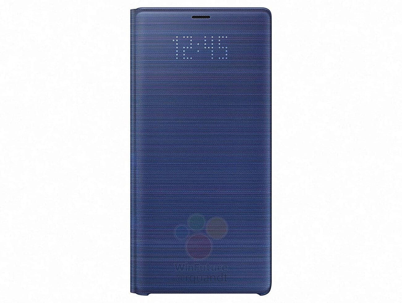 Galaxy Note 9 LED View Leak 04