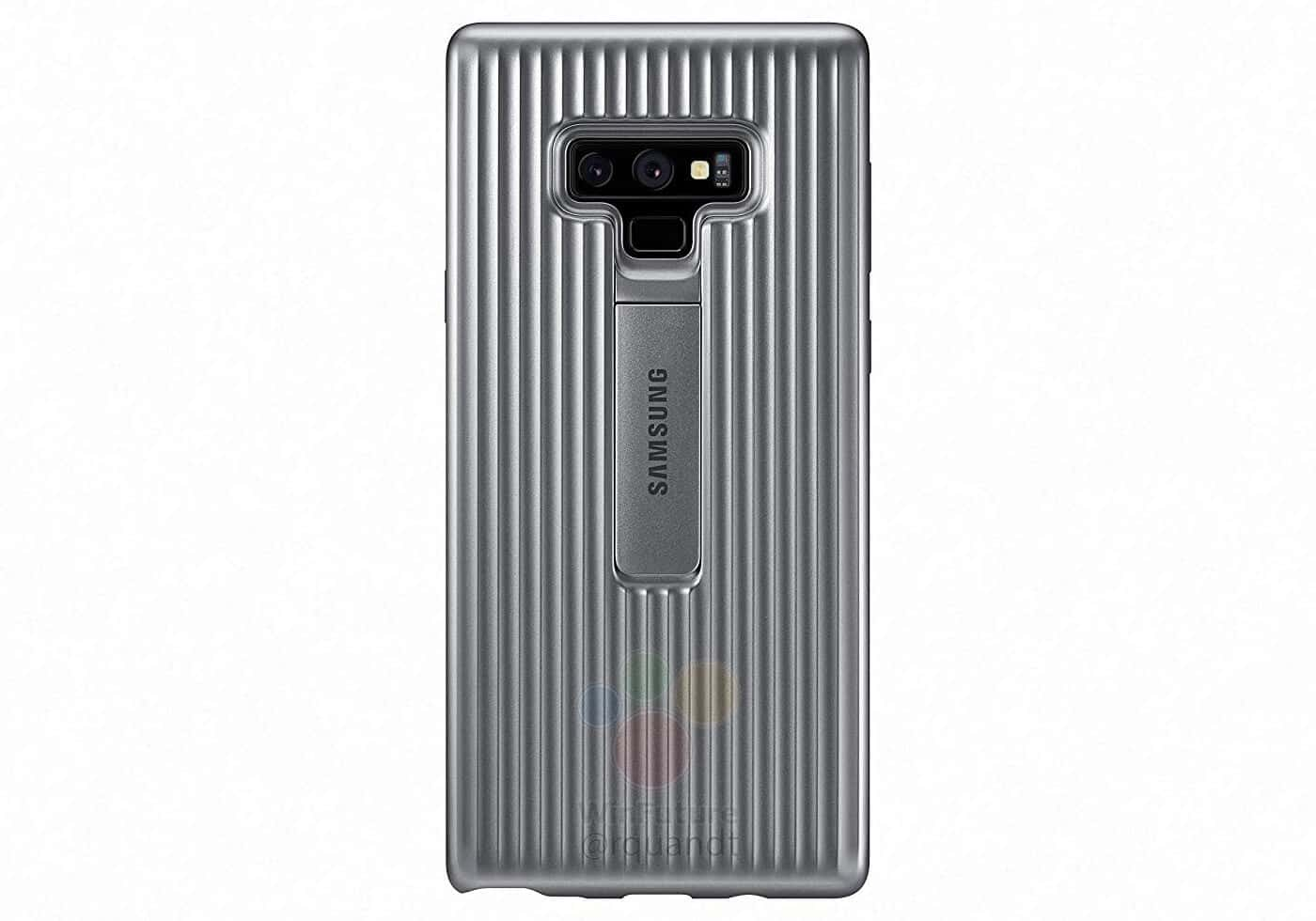Galaxy Note 9 Protected Stand Cover Leak 04