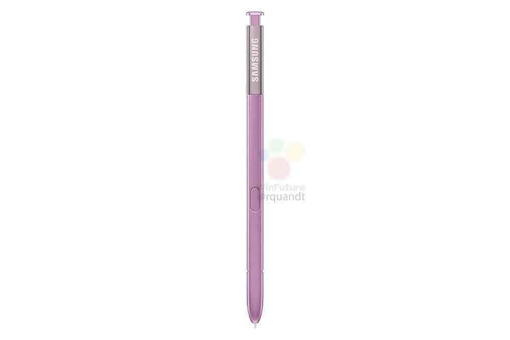 Galaxy Note 9 S Pen Leak 03
