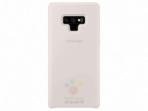 Galaxy Note 9 Silicone Cover Leak 05