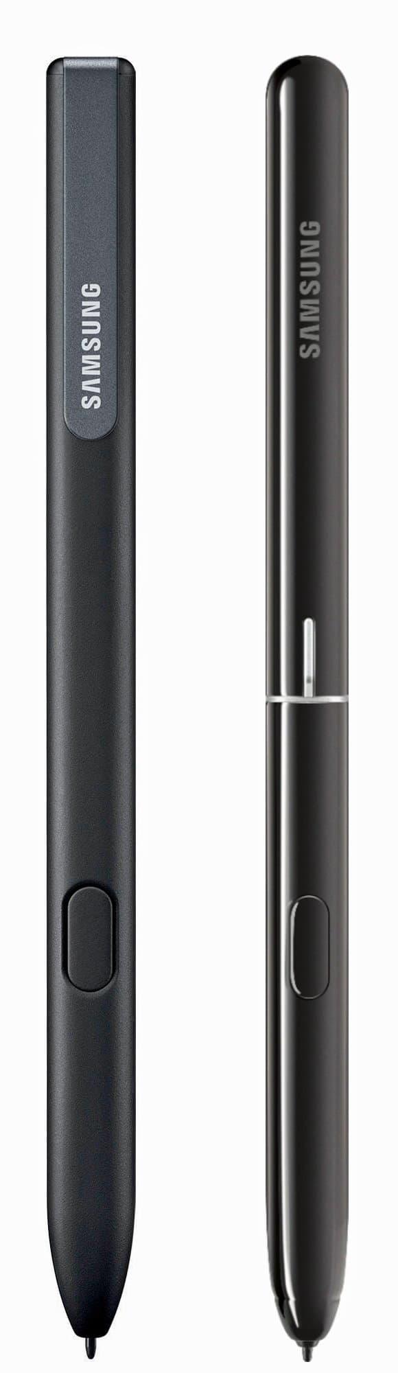 Galaxy Tab S4 S Pen render leak 1111