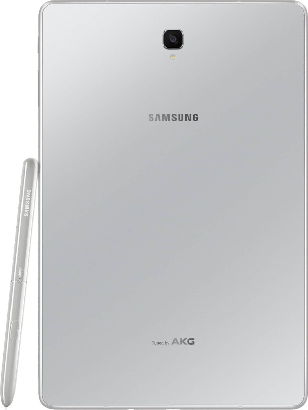 Galaxy Tab S4 render leak 1112
