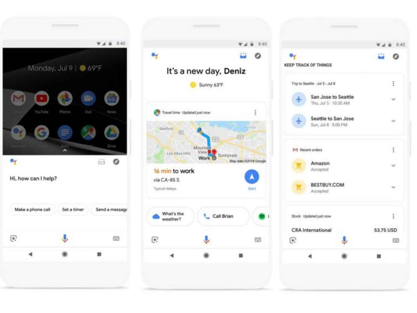 Google Visual Snapshot for Assistant 1