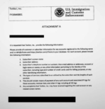 Homeland Security Twitter Subpoena June 2018 1