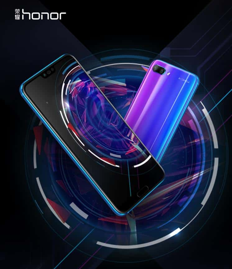 Honor 10 GT official image 1