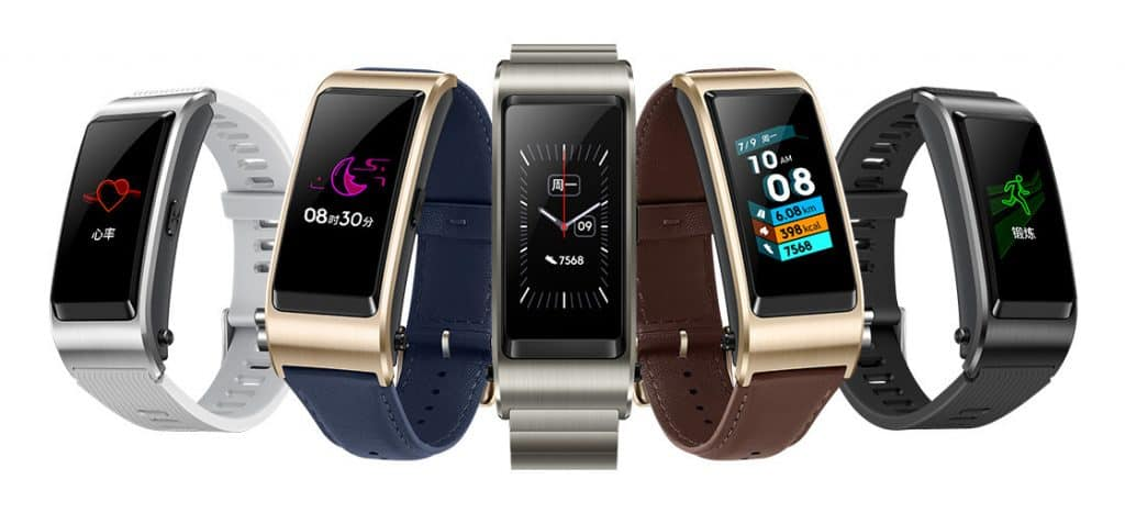 Huawei TalkBand B5 official image 2