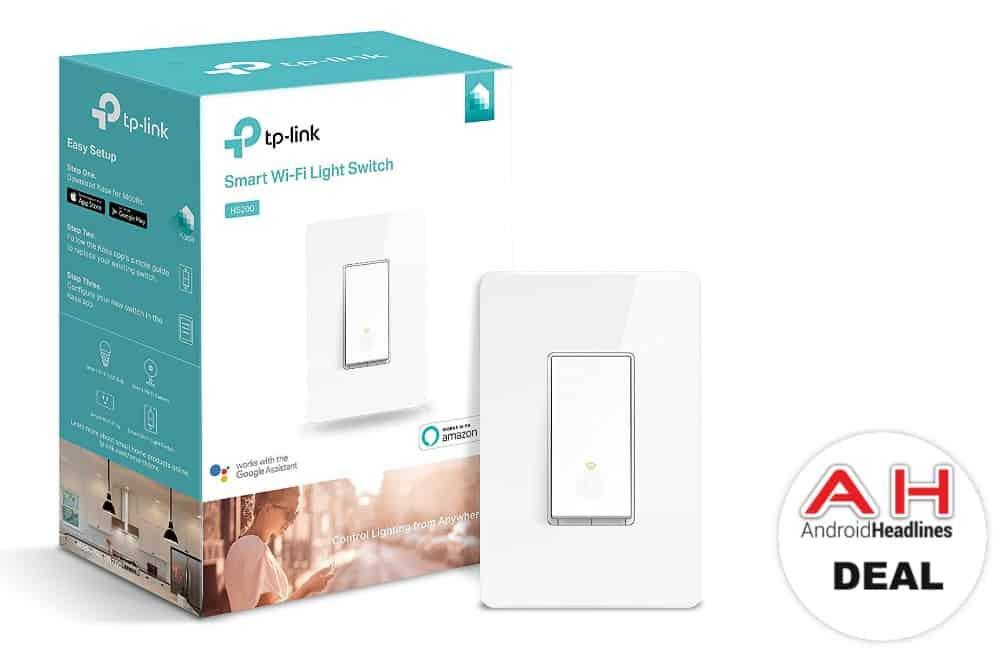 Deal: Kasa Smart Wi Fi Light Switch $25.49 U2013 Prime Day 2018