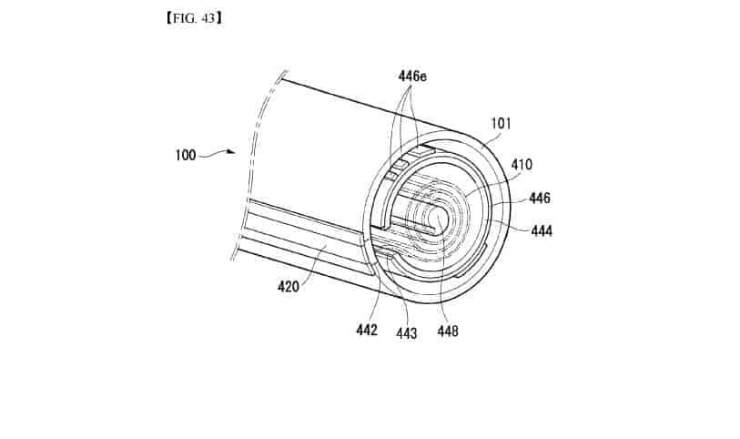 LG smart pen patent 9