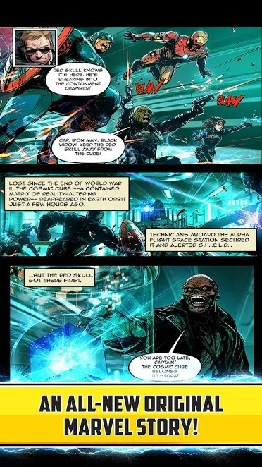 Marvel Battle Lines 4