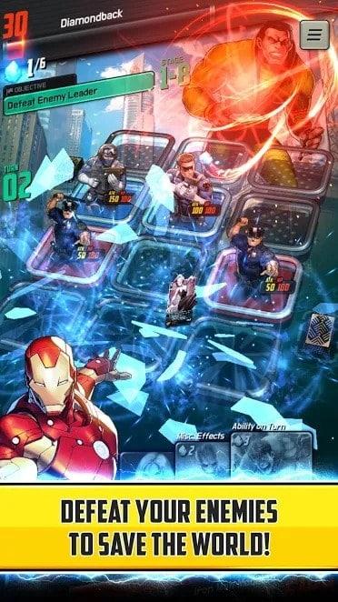 Marvel Battle Lines 5
