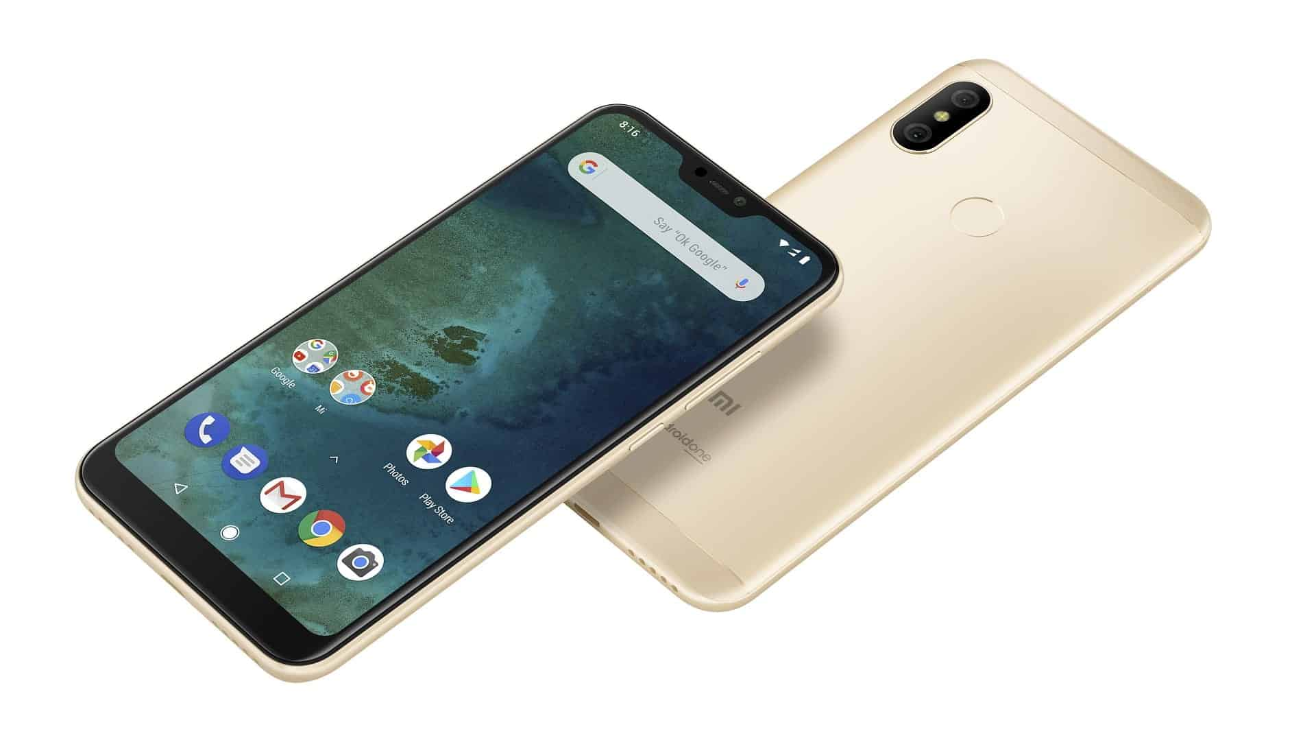 Xiaomi Mi A2 & Mi A2 Lite Android One Smartphones Officially Unveiled