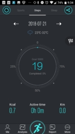 NO.1 F13 Smartwatch Phone Software 07