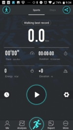NO.1 F13 Smartwatch Phone Software 08