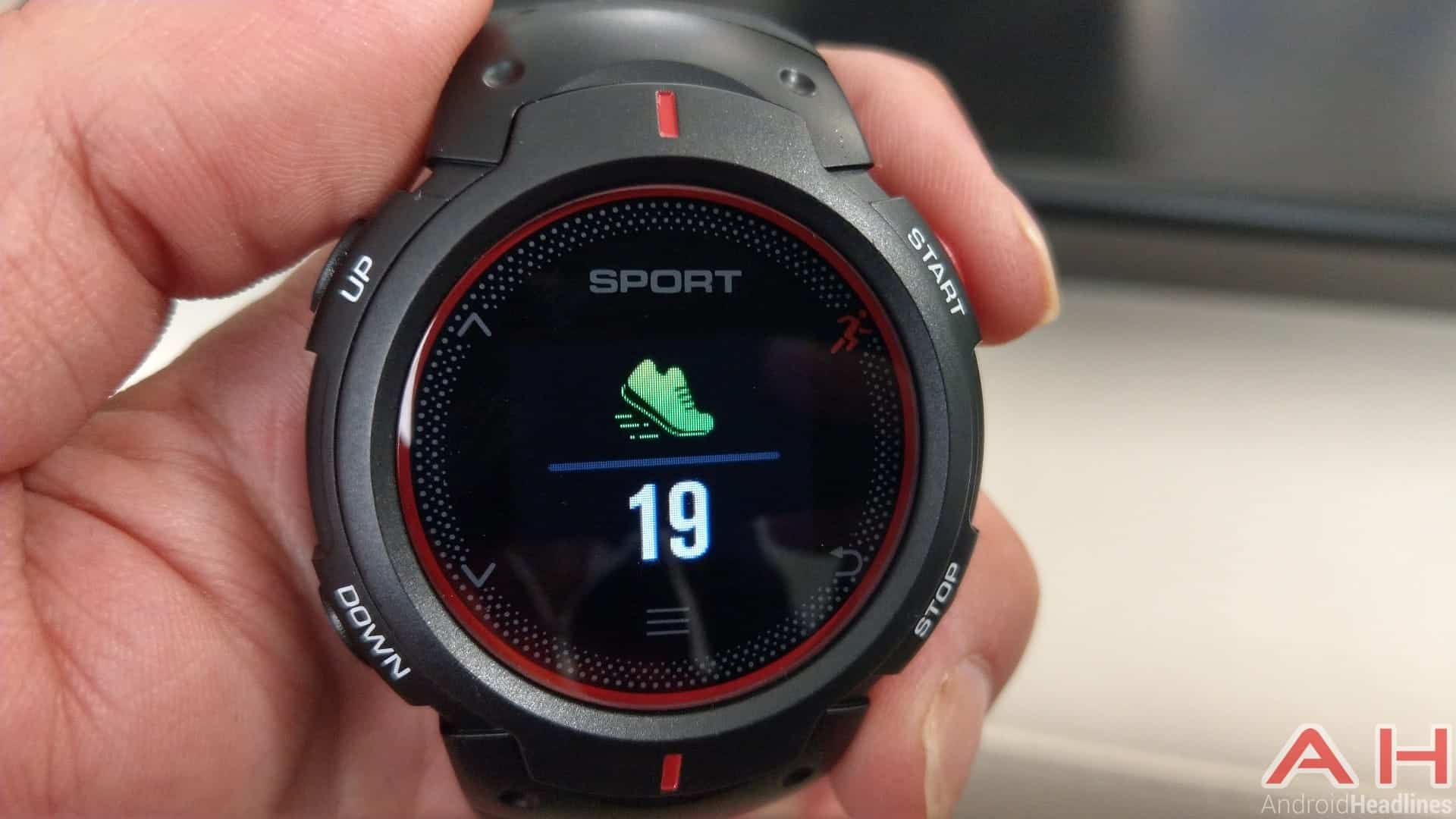 NO.1 F13 Smartwatch Review Software Gallery 02 AH