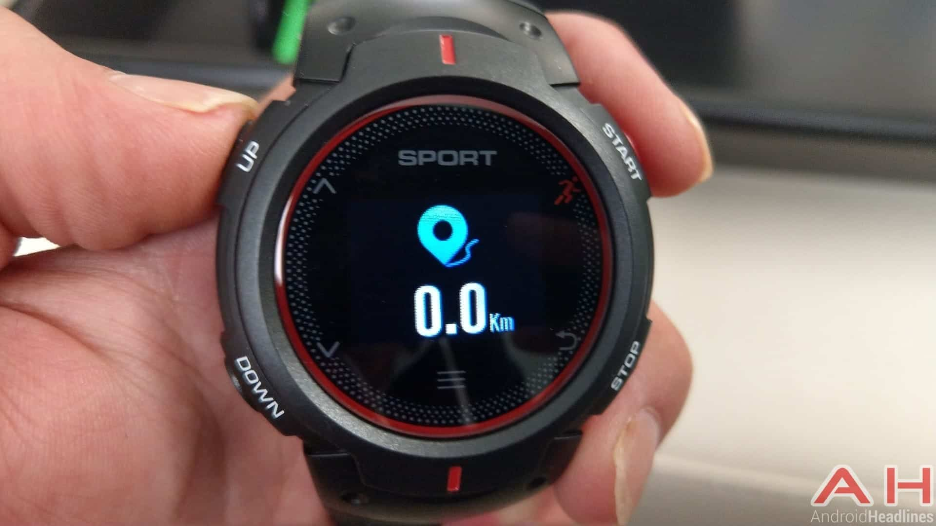 NO.1 F13 Smartwatch Review Software Gallery 03 AH