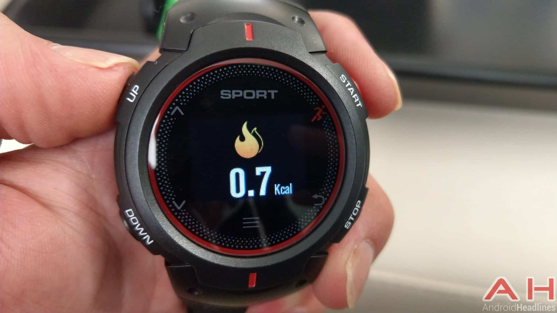 NO.1 F13 Smartwatch Review Software Gallery 04 AH